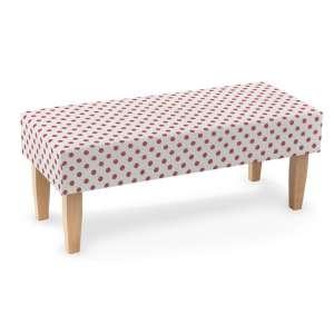 Sitzbank 100 cm 100x40x40cm von der Kollektion Ashley, Stoff: 137-70