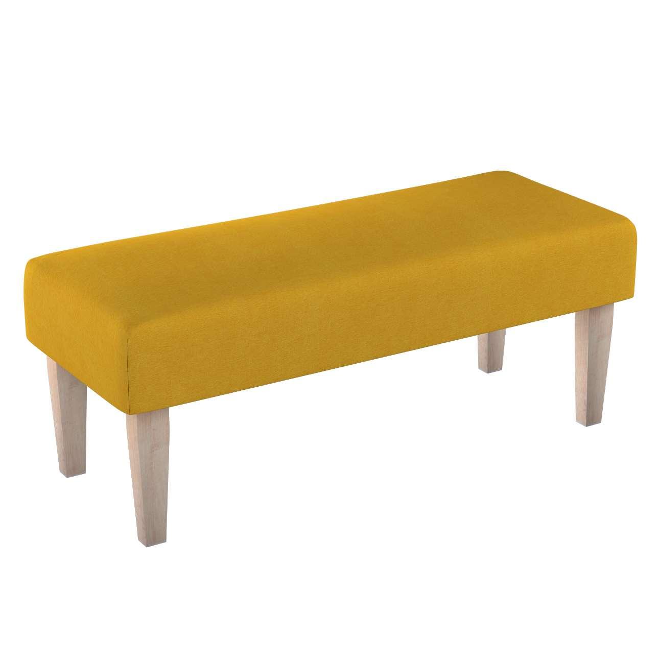 Sitzbank 100 cm 100x40x40cm von der Kollektion Etna, Stoff: 705-04