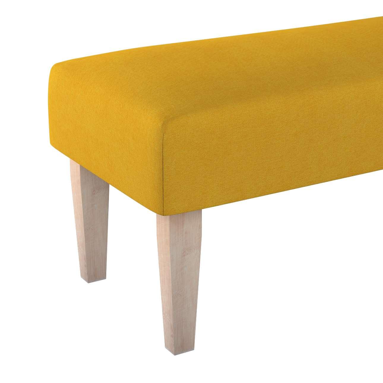 Sitzbank 100cm von der Kollektion Etna, Stoff: 705-04