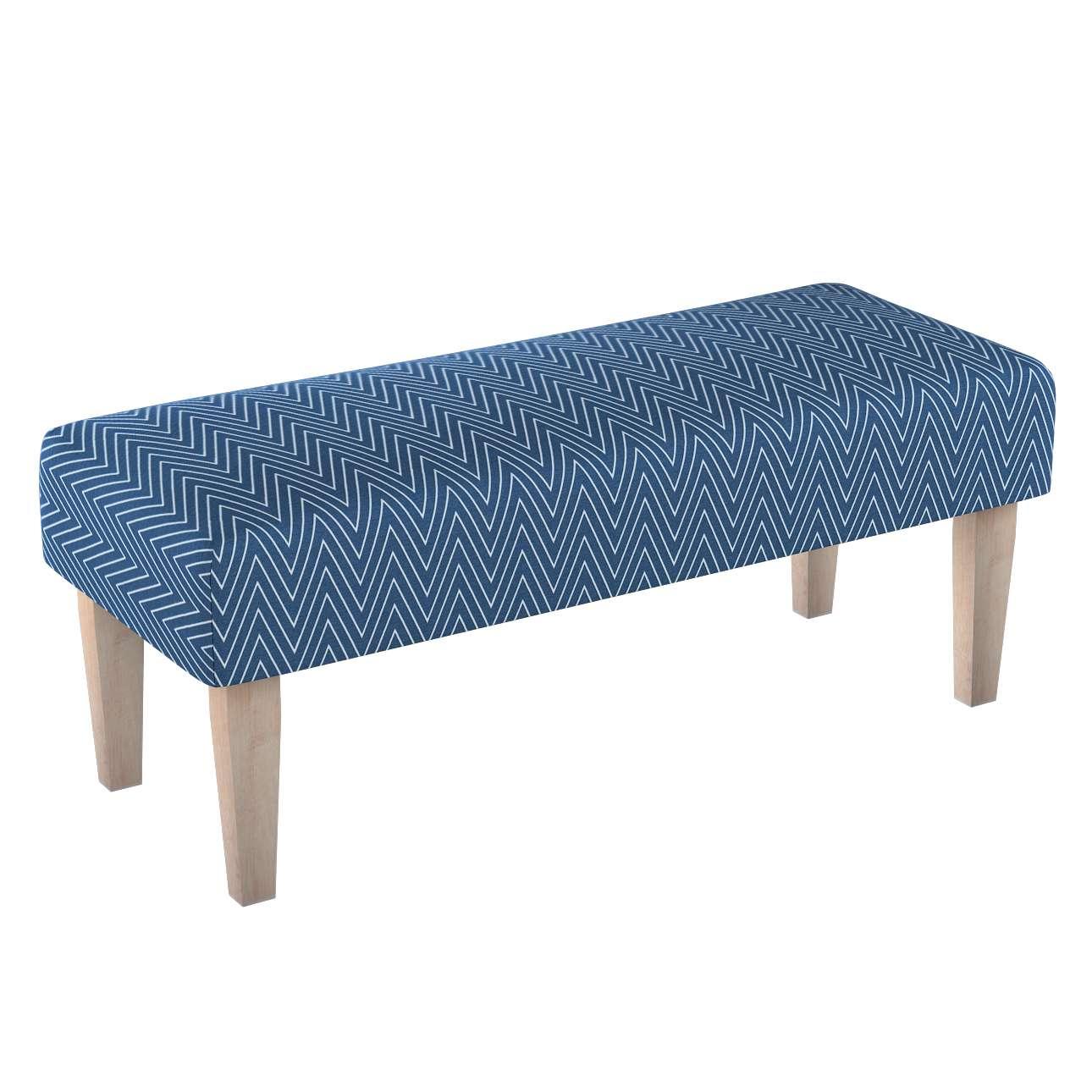 Dlouhá lavička 100x40cm s volbou látky
