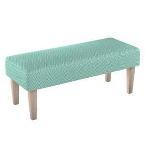 Sitzbank 100 cm 100x40x40cm von der Kollektion Brooklyn, Stoff: 137-90