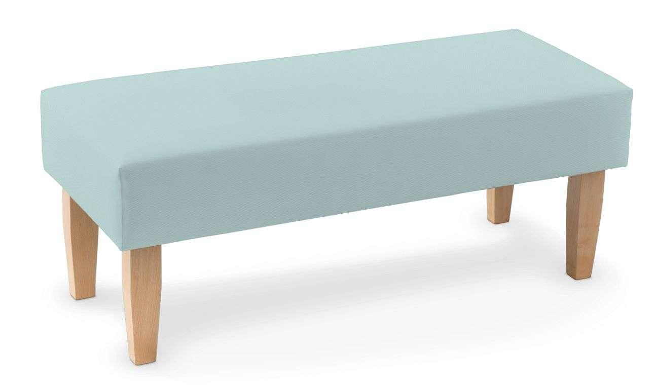 Sitzbank 100 cm 100x40x40cm von der Kollektion Cotton Panama, Stoff: 702-10