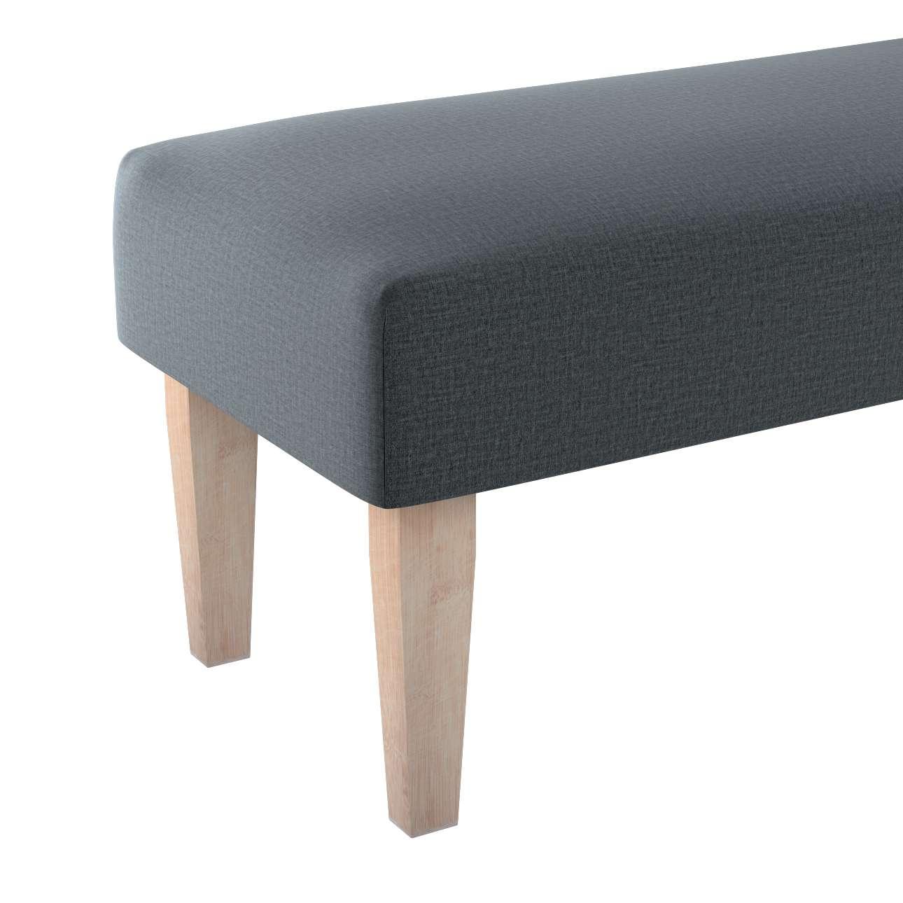 Sitzbank 100cm von der Kollektion Ingrid, Stoff: 705-43