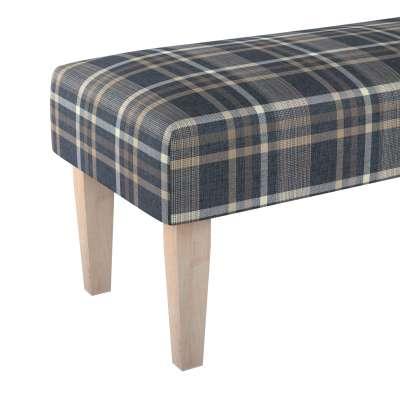 Sitzbank 100cm von der Kollektion Edinburgh, Stoff: 703-16
