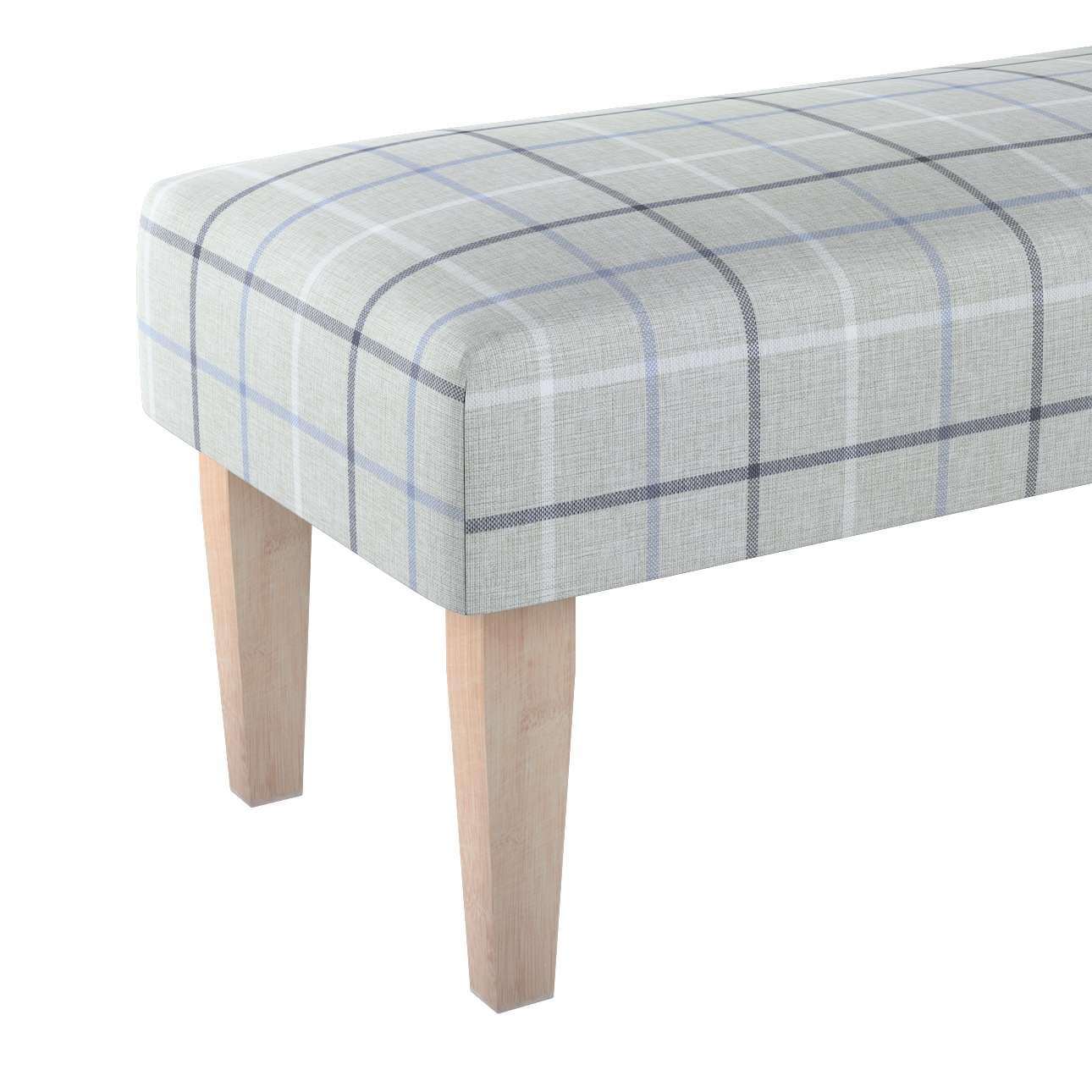 Sitzbank 100cm von der Kollektion Edinburgh, Stoff: 703-18