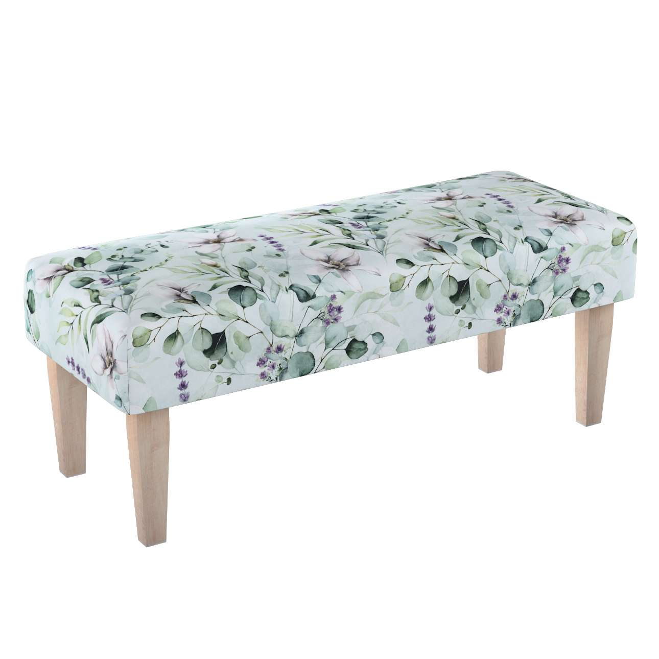 Ławka w kolekcji Flowers, tkanina: 143-66