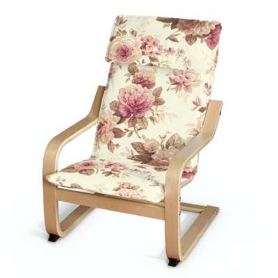 Poduszka na fotelik dziecięcy Poäng w kolekcji Londres, tkanina: 141-06