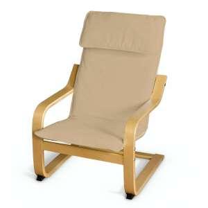 Poäng vaikų fotelio užvalkalas Poäng fotelis vaikams kolekcijoje Cotton Panama, audinys: 702-01