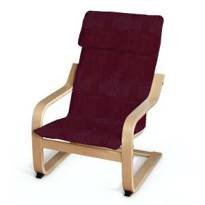 Poäng vaikų fotelio užvalkalas Poäng fotelis vaikams kolekcijoje Chenille, audinys: 702-19