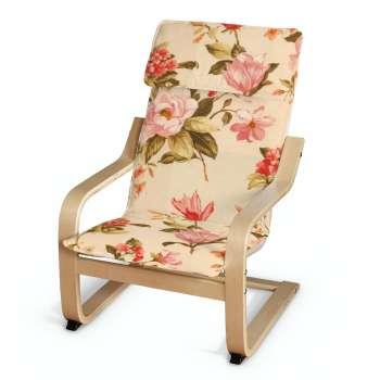 Poduszka na fotelik dziecięcy Poäng w kolekcji Londres, tkanina: 123-05
