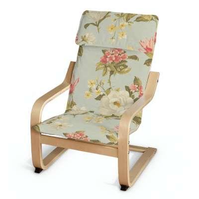 Poduszka na fotelik dziecięcy Poäng w kolekcji Londres, tkanina: 123-65
