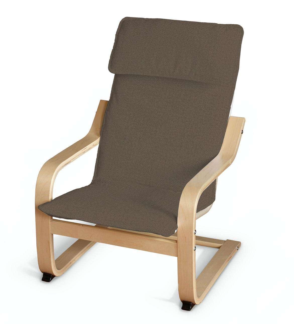 Poäng barnestol komplett stolpute fra kolleksjonen Etna - Ikke for gardiner, Stoffets bredde: 705-08
