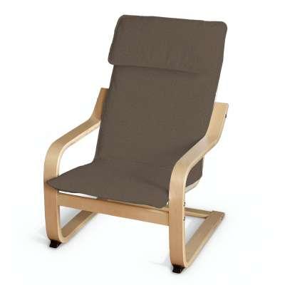 Poduszka na fotelik dziecięcy Poäng w kolekcji Etna, tkanina: 705-08
