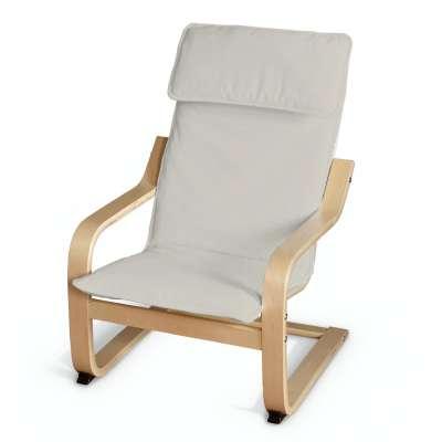 Poduszka na fotelik dziecięcy Poäng w kolekcji Cotton Panama, tkanina: 702-31