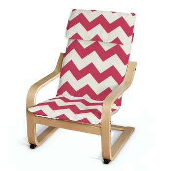 Poäng children's armchair cushion + cover
