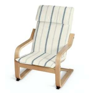 Poäng vaikų fotelio užvalkalas Poäng fotelis vaikams kolekcijoje Avinon, audinys: 129-66