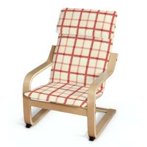 Poäng vaikų fotelio užvalkalas Poäng fotelis vaikams kolekcijoje Avinon, audinys: 131-15