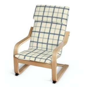 Poäng vaikų fotelio užvalkalas Poäng fotelis vaikams kolekcijoje Avinon, audinys: 131-66