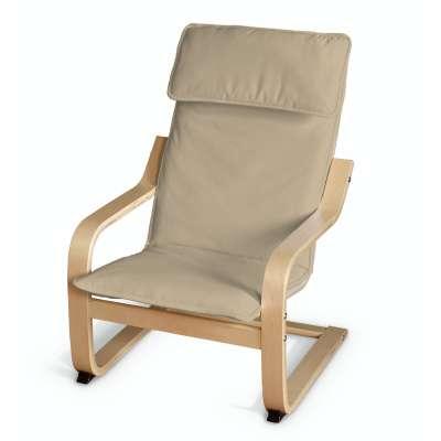 Poduszka na fotelik dziecięcy Poäng w kolekcji Living, tkanina: 160-82