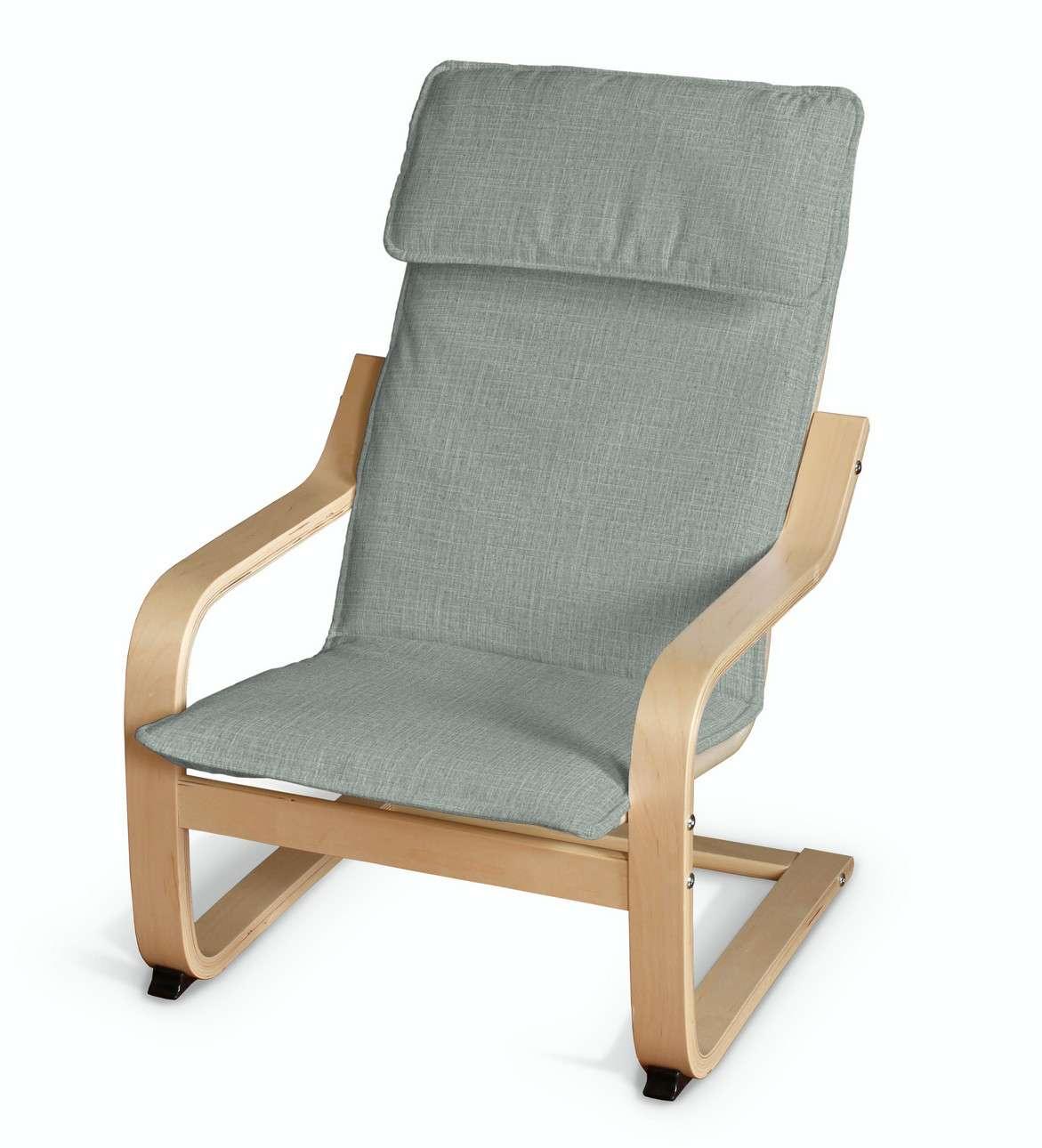 Poduszka na fotelik dziecięcy Poäng w kolekcji Living II, tkanina: 160-86