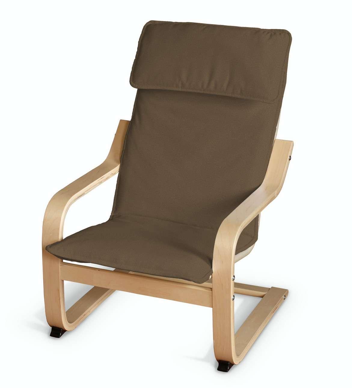 Poduszka na fotelik dziecięcy Poäng w kolekcji Living, tkanina: 160-94