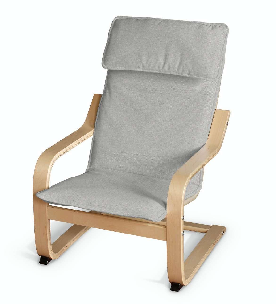 Poduszka na fotelik dziecięcy Poäng w kolekcji Living, tkanina: 161-18