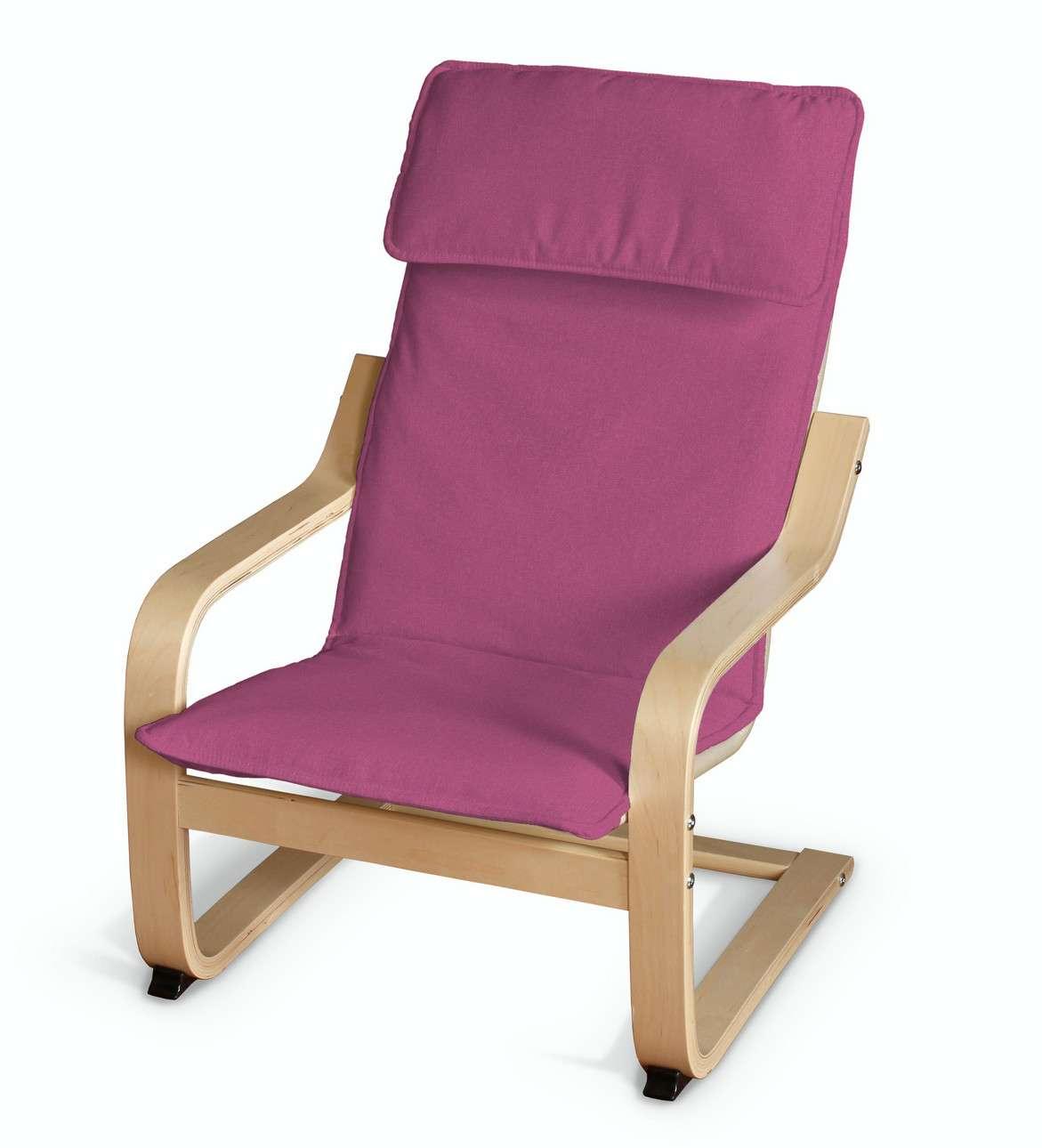 Poduszka na fotelik dziecięcy Poäng w kolekcji Living, tkanina: 161-29