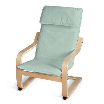Poduszka na fotelik dziecięcy Poäng 161-61 pastelowy błękit Kolekcja Living