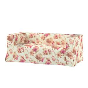Pokrowiec na sofę Klippan 2-osobową długi z kontrafałdami Klippan 2-os w kolekcji Mirella, tkanina: 141-06