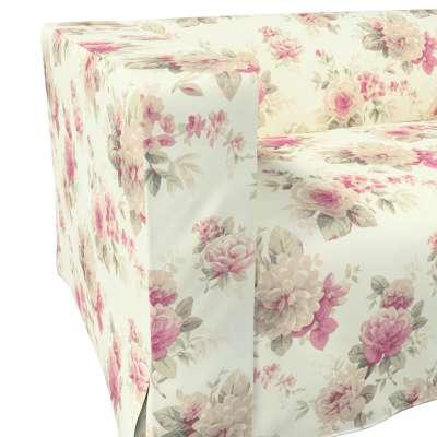 Pokrowiec na sofę Klippan 2-osobową długi z kontrafałdami w kolekcji Londres, tkanina: 141-07