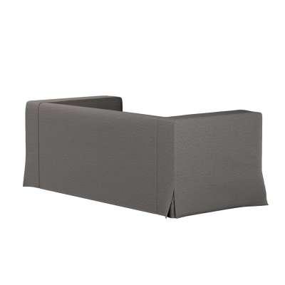 Pokrowiec na sofę Klippan 2-osobową długi z kontrafałdami w kolekcji Edinburgh, tkanina: 115-77
