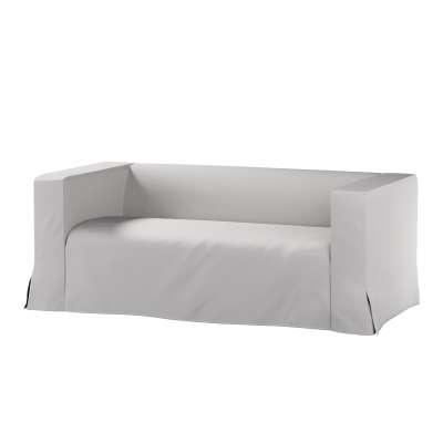 Klippan dvivietės sofos užvalkalas (ilgas, iki žemės) kolekcijoje Chenille, audinys: 702-23