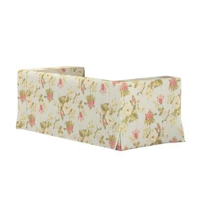 Pokrowiec na sofę Klippan 2-osobową długi z kontrafałdami w kolekcji Londres, tkanina: 123-65