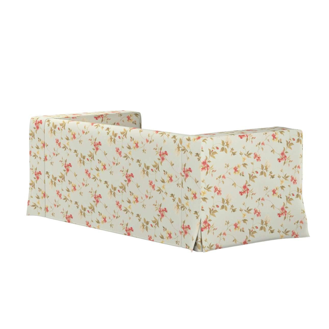 Poťah na sedačku Klippan pre 2 osoby dlhý s rohovými záhybmi V kolekcii Londres, tkanina: 124-65