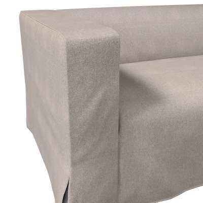 Pokrowiec na sofę Klippan 2-osobową długi z kontrafałdami w kolekcji Etna, tkanina: 705-09