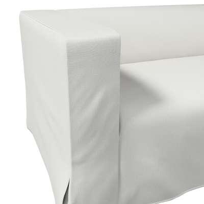 Pokrowiec na sofę Klippan 2-osobową długi z kontrafałdami w kolekcji Etna, tkanina: 705-90