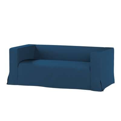 Klippan dvivietės sofos užvalkalas (ilgas, iki žemės) kolekcijoje Cotton Panama, audinys: 702-30