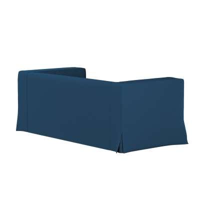 Poťah na sedačku Klippan pre 2 osoby dlhý s rohovými záhybmi