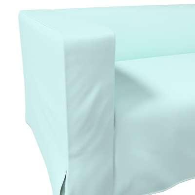 Klippan dvivietės sofos užvalkalas (ilgas, iki žemės) kolekcijoje Cotton Panama, audinys: 702-10