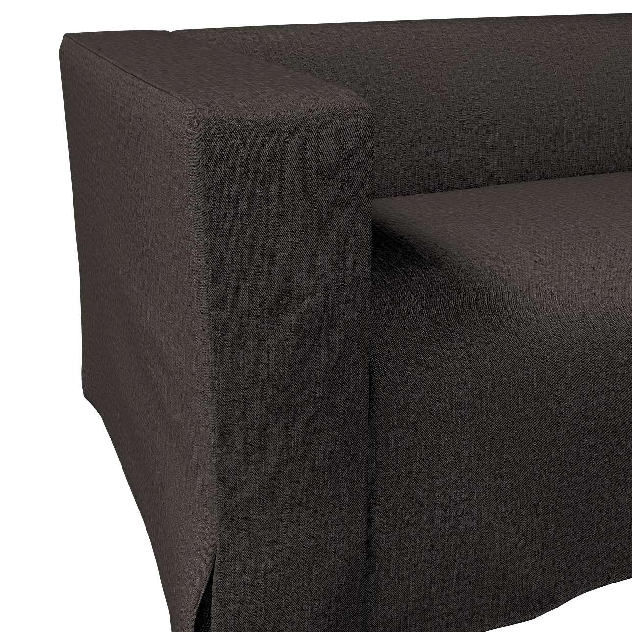Klippan dvivietės sofos užvalkalas (ilgas, iki žemės) kolekcijoje Etna, audinys: 702-36