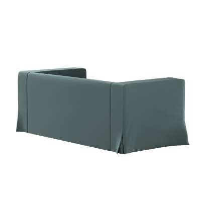 Pokrowiec na sofę Klippan 2-osobową długi z kontrafałdami w kolekcji Ingrid, tkanina: 705-36