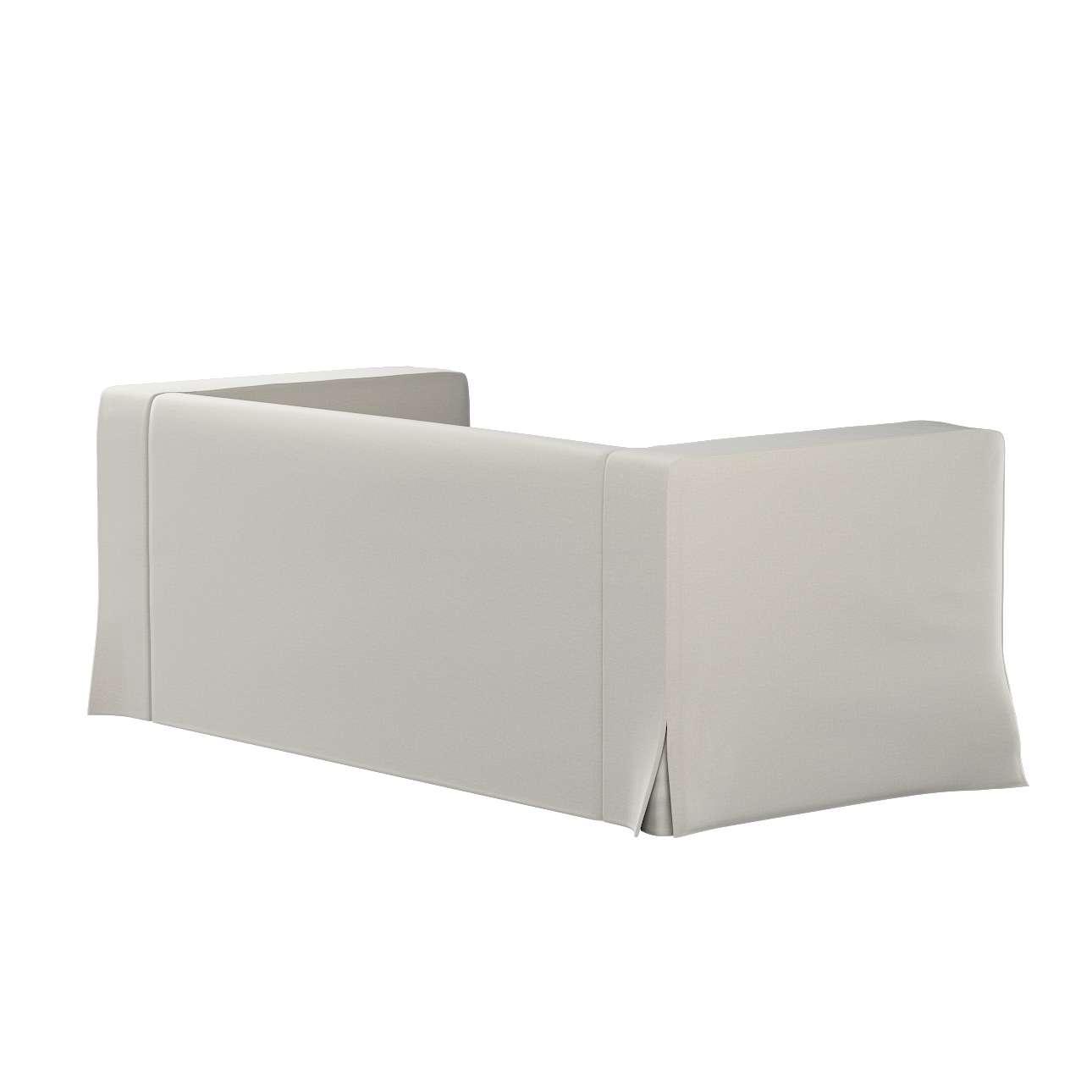 Pokrowiec na sofę Klippan 2-osobową długi z kontrafałdami w kolekcji Ingrid, tkanina: 705-40