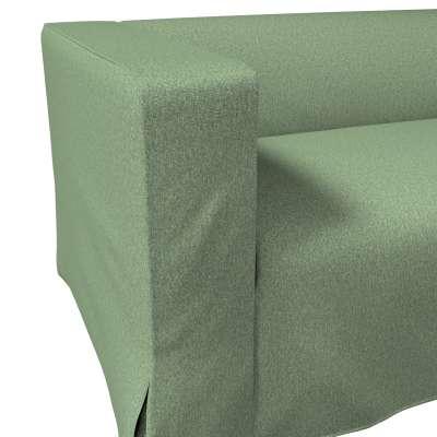 Pokrowiec na sofę Klippan 2-osobową długi z kontrafałdami w kolekcji Amsterdam, tkanina: 704-44