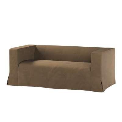 Bezug für Klippan 2-Sitzer Sofa, lang mit Kellerfalte von der Kollektion Living II, Stoff: 160-94