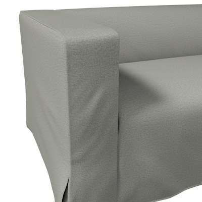 Pokrowiec na sofę Klippan 2-osobową długi z kontrafałdami w kolekcji Etna, tkanina: 161-25