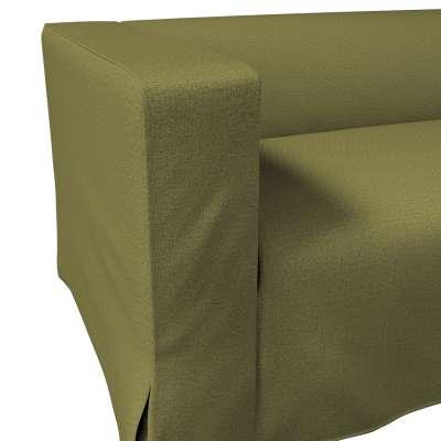 Pokrowiec na sofę Klippan 2-osobową długi z kontrafałdami w kolekcji Etna, tkanina: 161-26