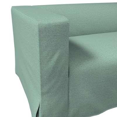 Pokrowiec na sofę Klippan 2-osobową długi z kontrafałdami w kolekcji Madrid, tkanina: 161-89