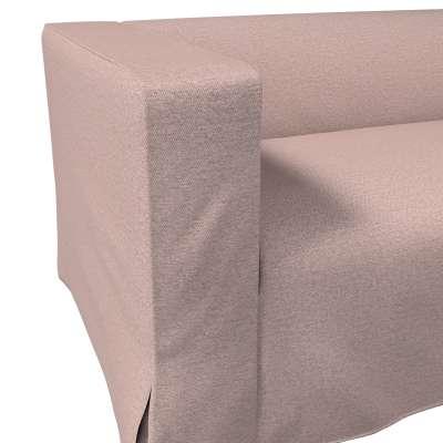Pokrowiec na sofę Klippan 2-osobową długi z kontrafałdami w kolekcji Madrid, tkanina: 161-88