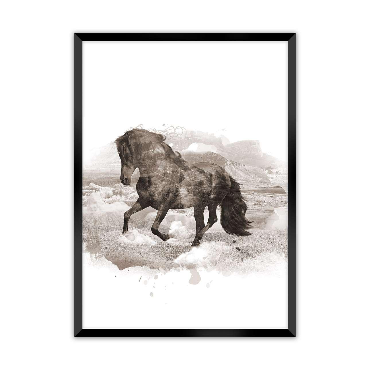 Plakát Horse