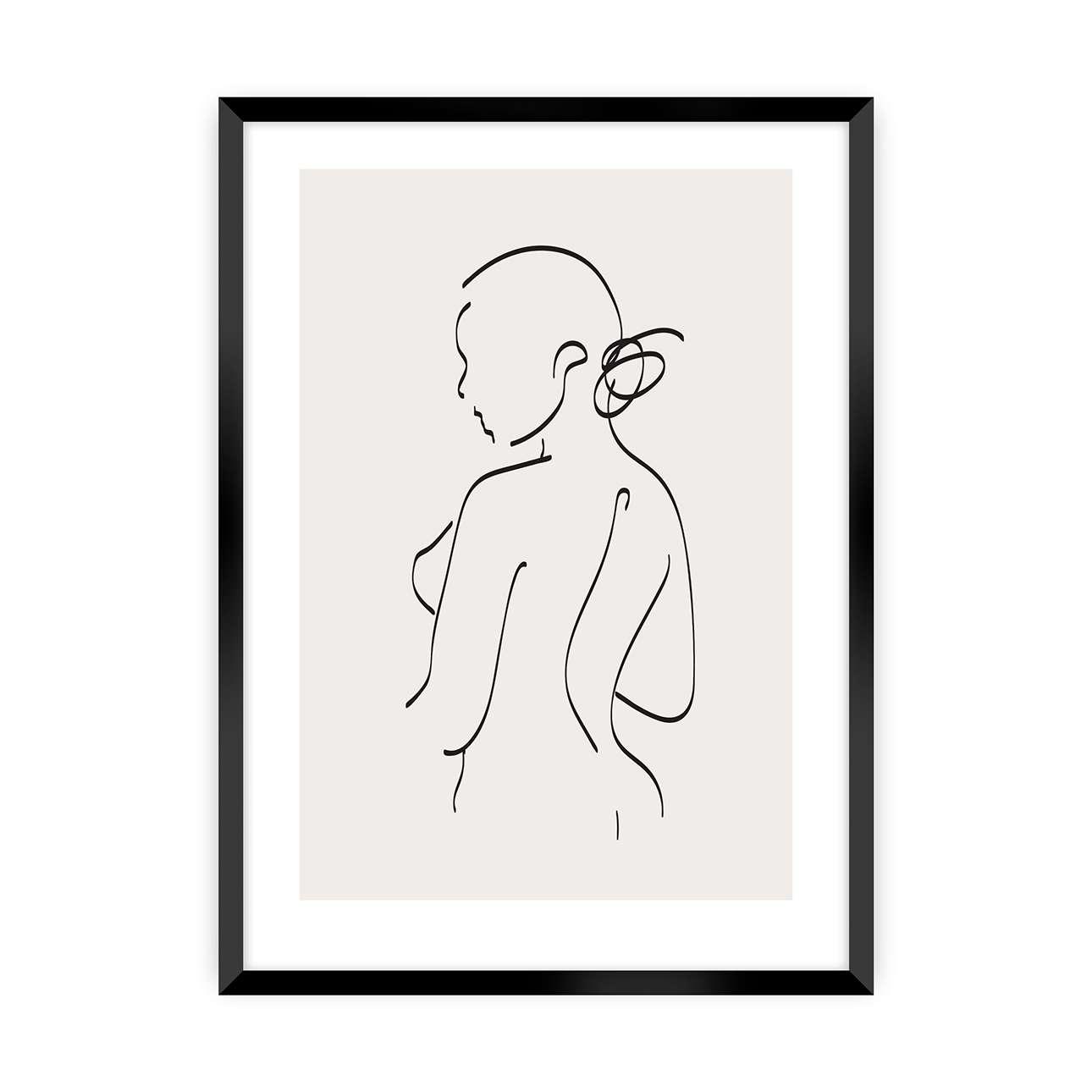 Plakát Body Line I